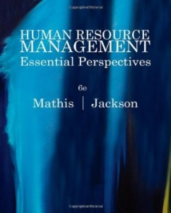 Test bank for Human Resource Management Essential Perspectives 6th Edition by Mathis