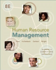 Test bank for Human Resource Management Gaining a Competitive Advantage 8th Edition by Noe
