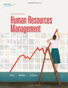Test bank for Human Resources Management 2nd Canadian Edition by Zinni