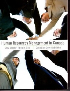 Test bank for Human Resources Management in Canada 11th Edition by Dessler