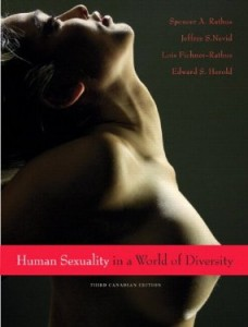 Test bank for Human Sexuality in a World of Diversity 3rd Canadian Edition by Rathus