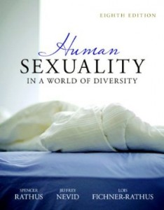 Test bank for Human Sexuality in a World of Diversity 8th Edition by Rathus