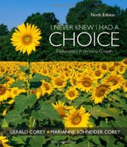Test bank for I Never Knew I Had A Choice Explorations in Personal Growth 9th Edition by Corey