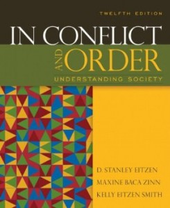 Test bank for In Conflict and Order Understanding Society 12th Edition by Eitzen