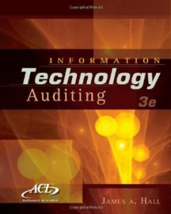 Test bank for Information Technology Auditing 3rd Edition by Hall
