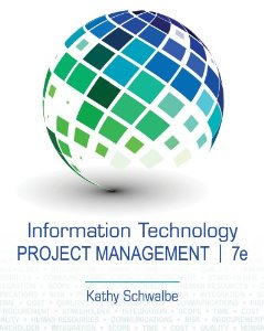 Test bank for Information Technology Project Management 7th Edition by Schwalbe