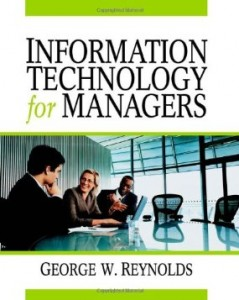 Test bank for Information Technology for Managers 1st Edition by Reynolds