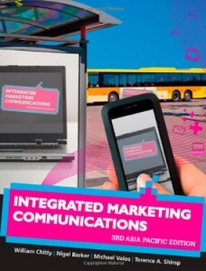 Test bank for Integrated Marketing Communications 3rd Asia Pacific Edition by Chitty