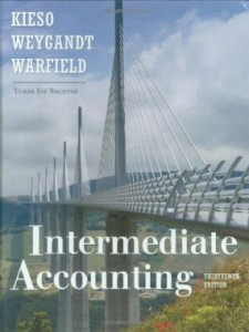 Test bank for Intermediate Accounting 13th Edition by Kieso