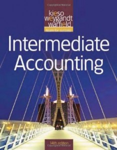 Test bank for Intermediate Accounting 14th Edition by Kieso