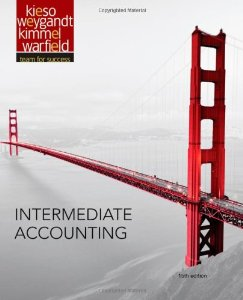 Test bank for Intermediate Accounting 15th Edition by Kieso