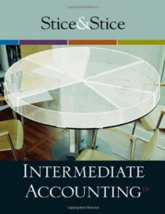 Test bank for Intermediate Accounting 17th Edition by Stice