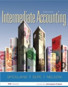 Test bank for Intermediate Accounting 7th Edition by Spiceland