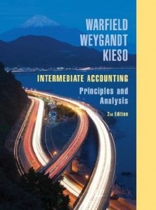 Test bank for Intermediate Accounting Principles and Analysis 2nd Edition by Warfield