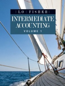 Test bank for Intermediate Accounting VOLUME 1 1st Canadian Edition by Lo
