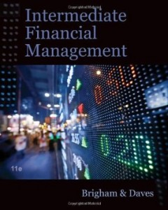 Test bank for Intermediate Financial Management 11th Edition by Brigham