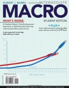 Test bank for Intermediate MACRO 1st Edition by Barro