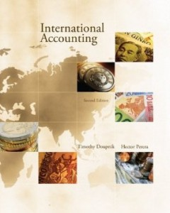 Test bank for International Accounting 2nd Edition by Doupnik