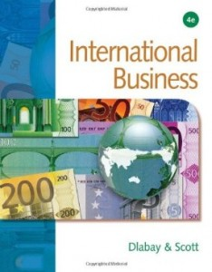 Test bank for International Business 4th Edition by Dlabay
