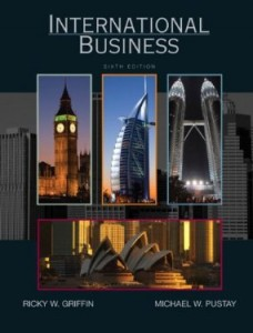 Test bank for International Business 6th Edition by Griffin