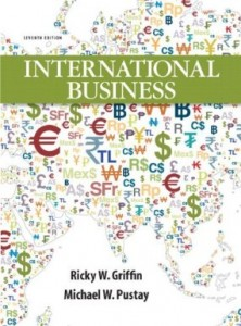 Test bank for International Business 7th Edition by Griffin