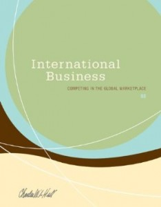 Test bank for International Business Competing in the Global Marketplace 8th Edition by Hill