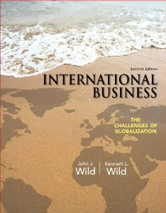 Test bank for International Business The Challenges of Globalization 7th Edition by Wild