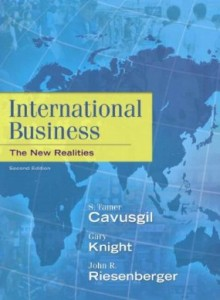 Test bank for International Business The New Realities 2nd Edition by Cavusgil