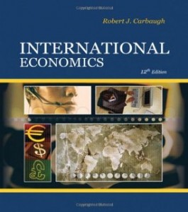 Test bank for International Economics 12th Edition by Carbaugh