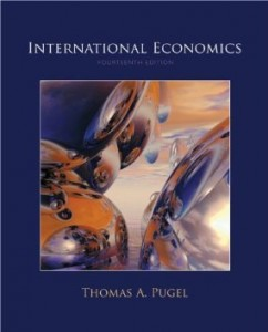 Test bank for International Economics 14th Edition by Pugel