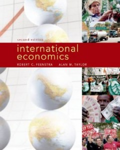Test bank for International Economics 2nd Edition by Feenstra