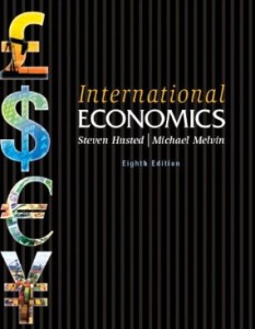 Test bank for International Economics 8th Edition by Husted