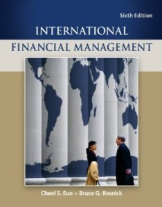 Test bank for International Financial Management 6th Edition by Eun