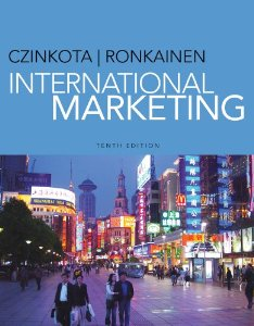 Test bank for International Marketing 10th Edition by Czinkota