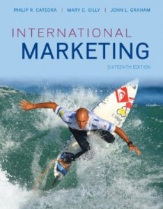 Test bank for International Marketing 16th Edition by Cateora