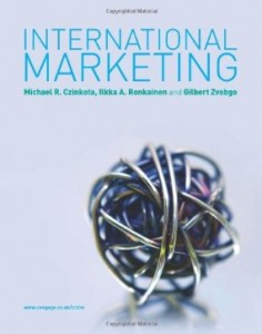 Test bank for International Marketing 1st Edition by Czinkota