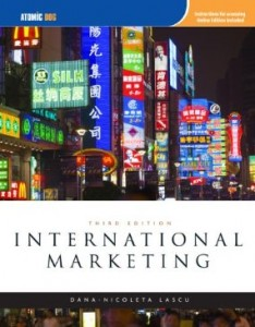 Test bank for International Marketing 3rd Edition by Lascu