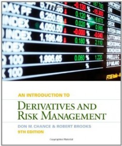 Test bank for Introduction to Derivatives and Risk Management 9th Edition by Chance
