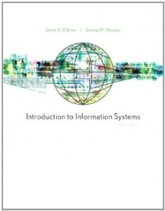 Test bank for Introduction to Information Systems 15th Edition by OBrien