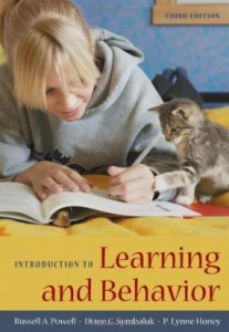 Test bank for Introduction to Learning and Behavior 3rd Edition by Powell