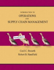Test bank for Introduction to Operations and Supply Chain Management 2nd Edition by Bozarth
