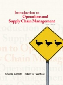 Test bank for Introduction to Operations and Supply Chain Management 3rd Edition by Bozarth