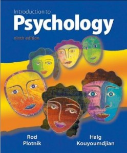 Test bank for Introduction to Psychology 9th Edition by Plotnik