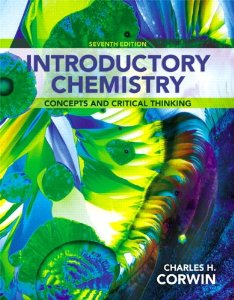 Test bank for Introductory Chemistry Concepts and Critical Thinking 7th Edition by Corwin