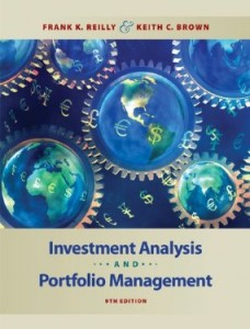 Test bank for Investment Analysis and Portfolio Management 9th Edition by Reilly