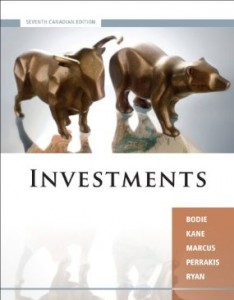 Test bank for Investments 7th Canadian Edition by Bodie