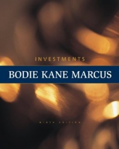 Test bank for Investments 9th Edition by Bodie