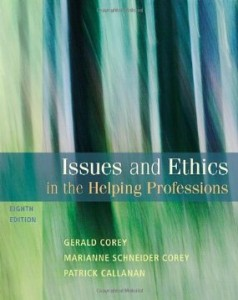 Test bank for Issues and Ethics in the Helping Professions 8th Edition by Corey