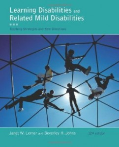 Test bank for Learning Disabilities and Related Mild Disabilities 12th Edition by Lerner