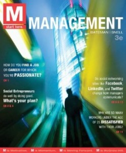 Test bank for M Management 3rd Edition by Bateman